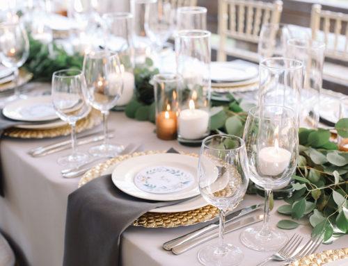 Greenery Hochzeit – Der erfrischende Hochzeitstrend